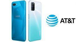 Los nuevos smartphones de OPPO ahora los encuentras en AT&T