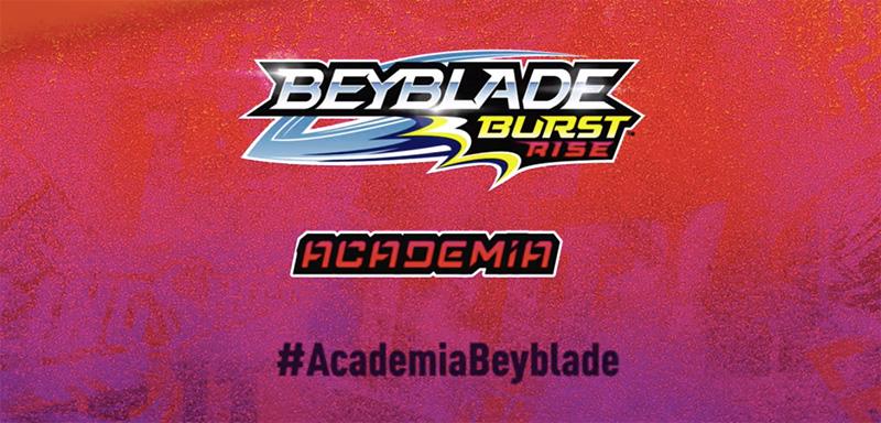 Conviértete en el mejor Beymaster con la Academia Beyblade