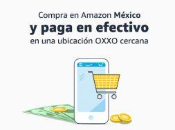 Amazon OXXO