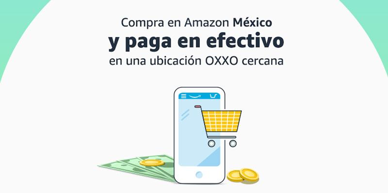 ¿Cómo pagar productos de Amazon en cualquier OXXO?