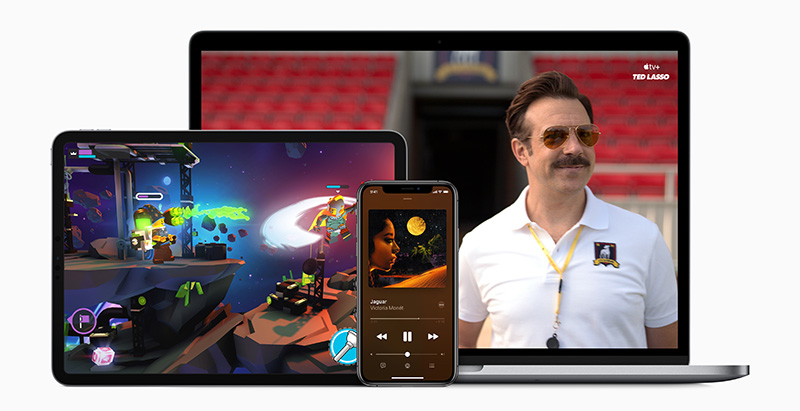 Apple One une Apple Music, Apple TV+, Apple Arcade, iCloud y más