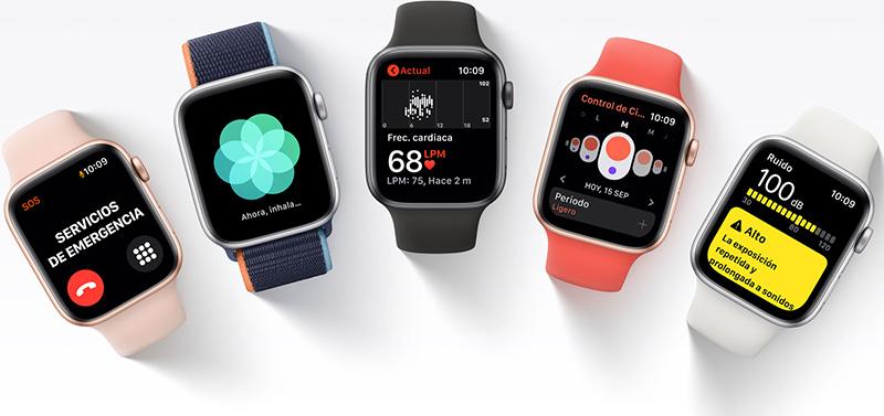 Apple Watch SE precio Mexico