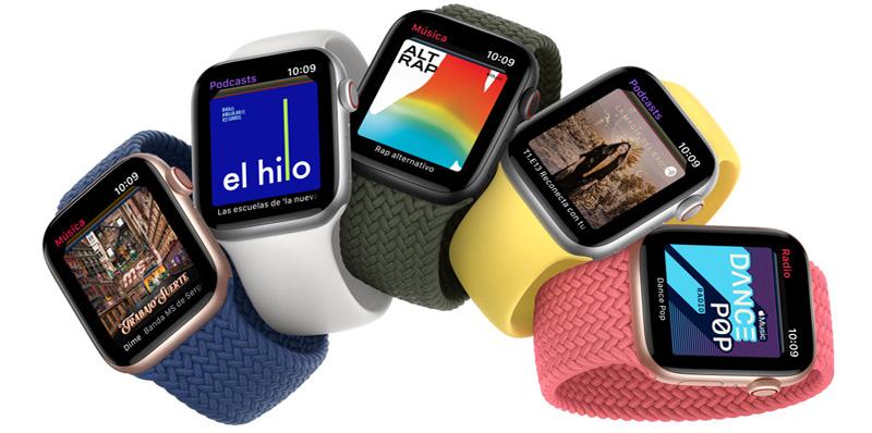 Apple Watch SE estará disponible el 22 de septiembre en México