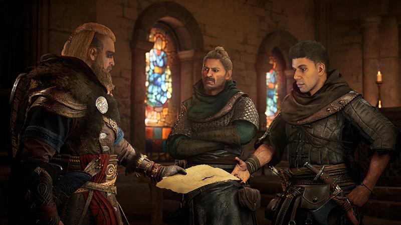 Assassin's Creed Valhalla muestra parte de la historia de Eivor