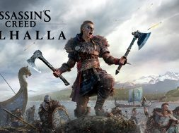Assassins Creed Valhalla Eivor mujer