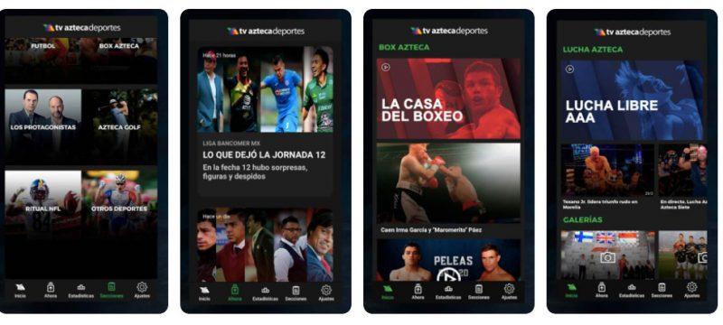 Azteca Deportes AppGallery