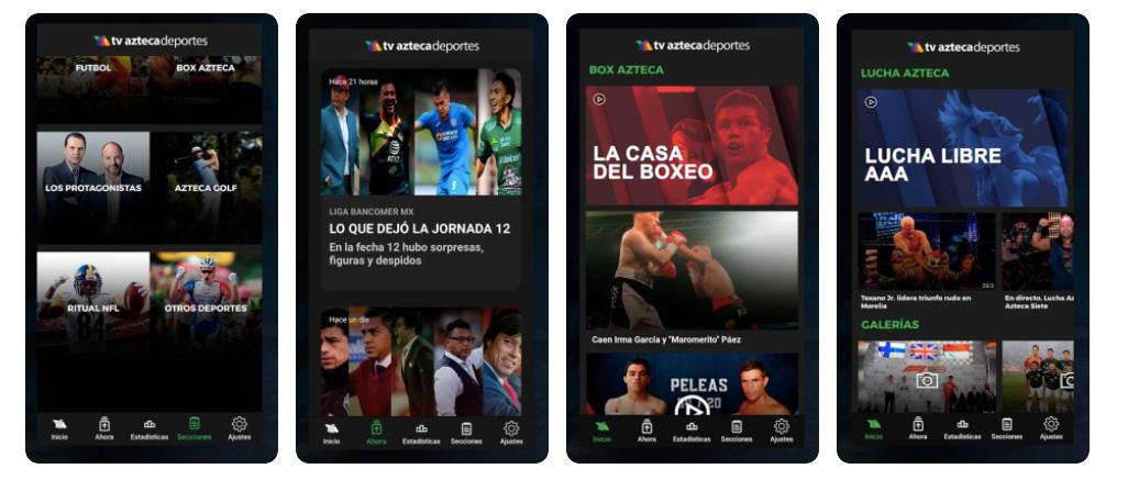 Azteca Deportes y estas aplicaciones llegan a AppGallery de Huawei
