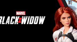 Barbie y Marvel Studios lanzan dos muñecas de Black Widow