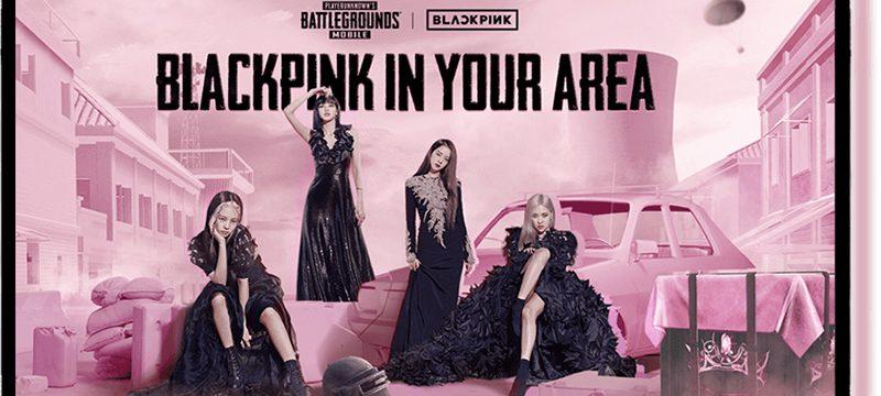 Blackpink x PUBG mobile