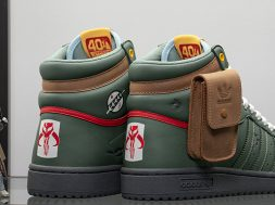 Boba Fett Top Ten adidas originals