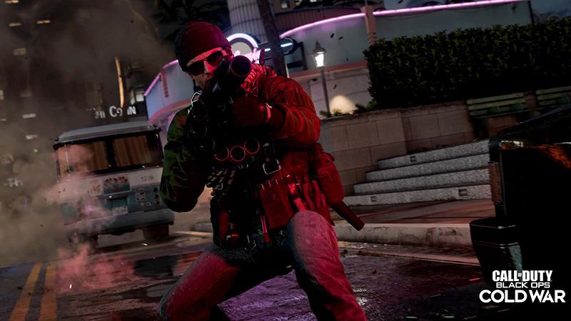 Mapas disponibles en la Alpha de Call of Duty: Black Ops Cold War