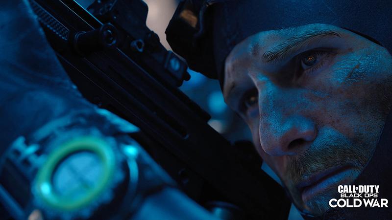 Call of Duty Black Ops Cold War Alpha Modos de juego