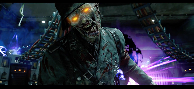 Call of Duty Black Ops Cold War Zombies personajes