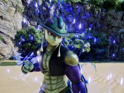Chimera Ant King Meruem Jump Force