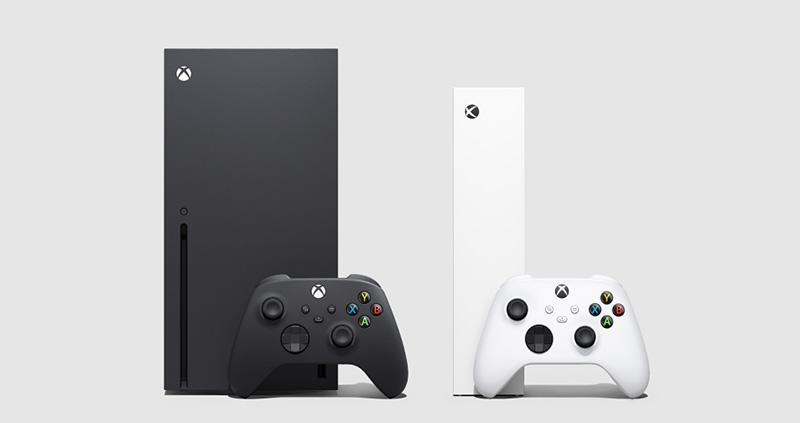 Comparativa Xbox Series S - Xbox Series X