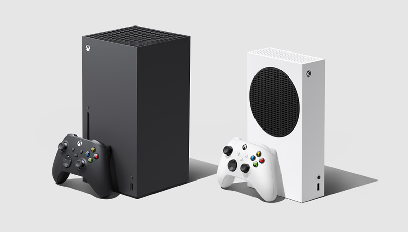 Comparativa Xbox Series X - Xbox Series S