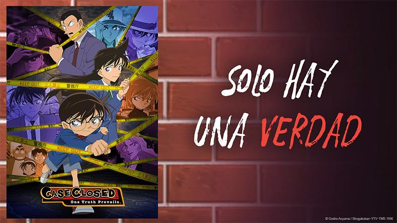 Los primeros 43 episodios de Detective Conan llegan a Crunchyroll