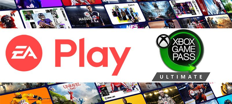 EA Play Game Pass Ultimate