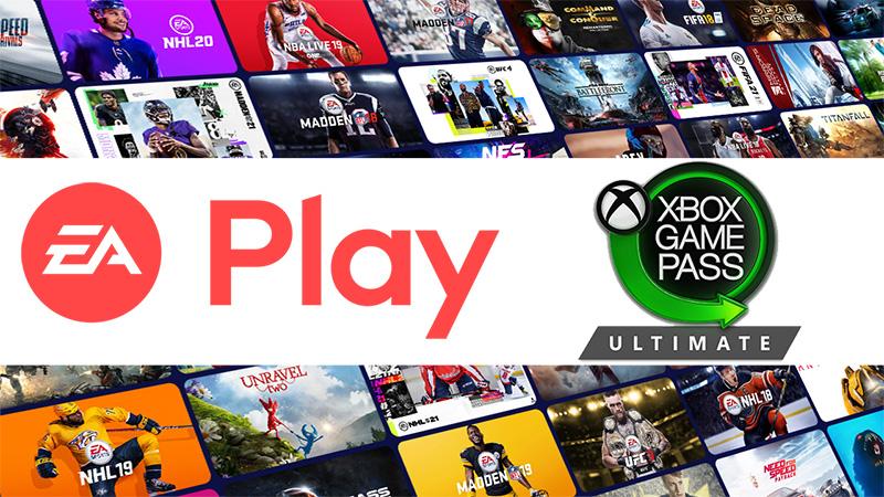 Xbox Game Pass Ultimate te dará acceso a juegos de EA Play