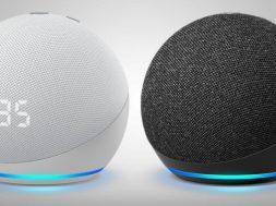 Echo Dot Echo Dot con reloj 2020 Mexico