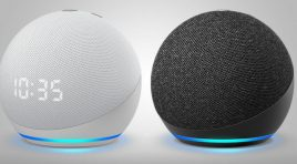 Estos son los nuevos Amazon Echo Dot y Echo Dot con reloj