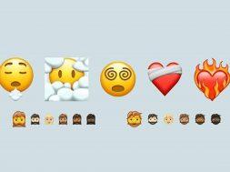 Emojis 13-1 2021