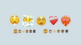Estos son los nuevos emojis que llegarán a tu smartphone en 2021
