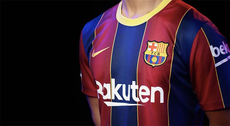 La nueva playera del FC Barcelona y CUPRA va contra el COVD-19