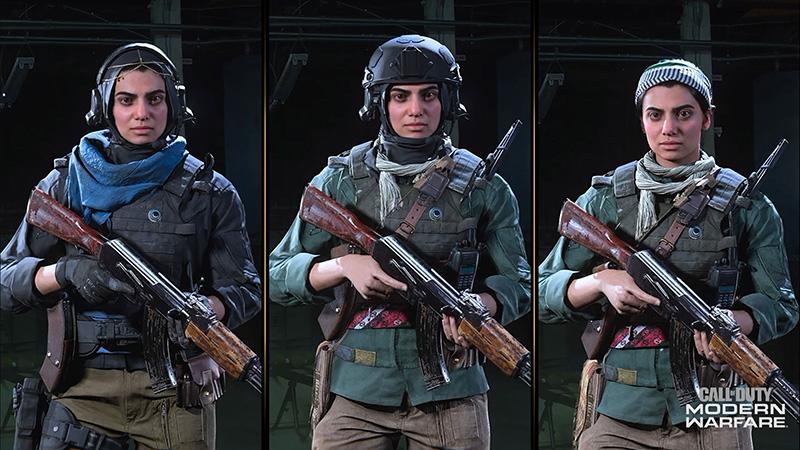 Farah Modern Warfare Temporada 6