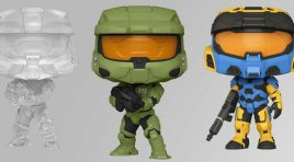 Conoce los Funko POP! Games de Halo Infinite y Master Chief