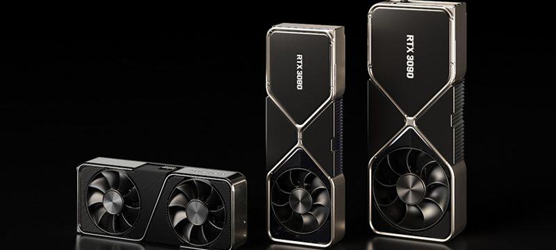 GeForce-RTX-30 modelos