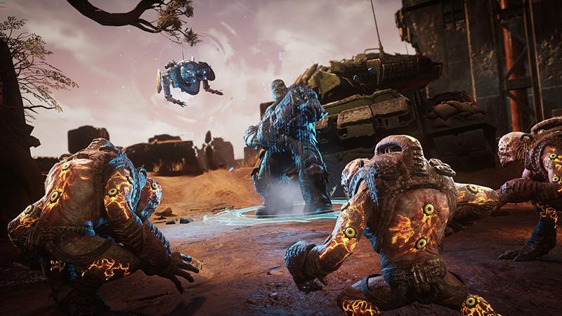 Gears Tactics también estará disponible para Xbox Series X | S