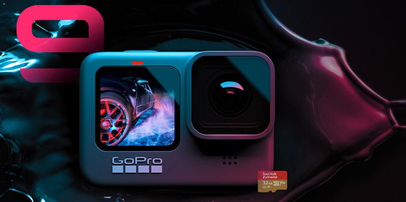 GoPro HERO9 Back precio