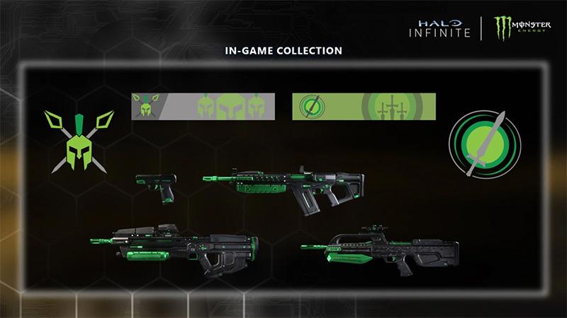 Halo Monster Estados Unidos
