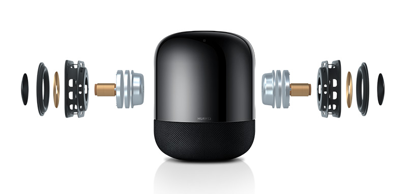 Huawei Sound X bocinas Devialet