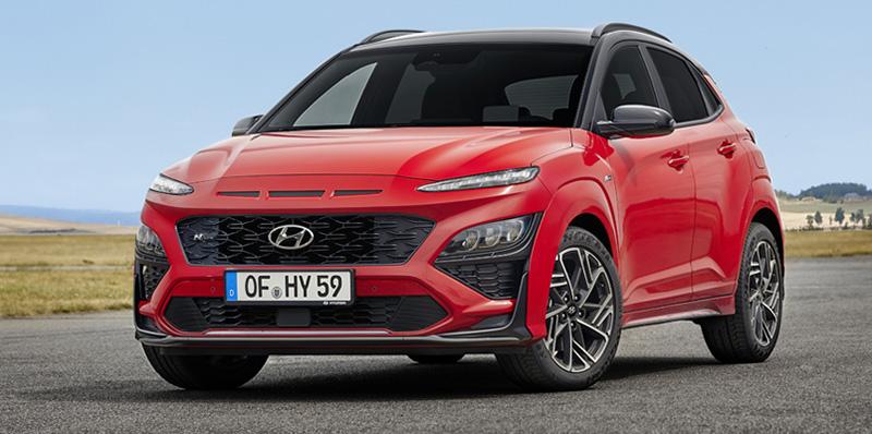 Así es el nuevo Hyundai KONA N Line; deportividad para un SUV