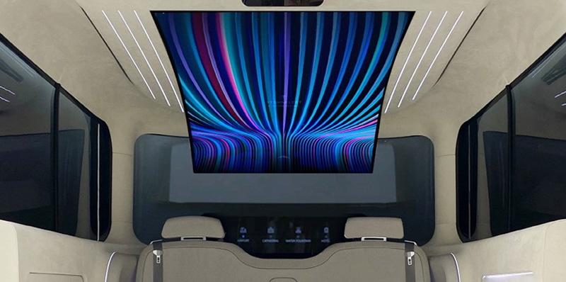 Hyundai se une a LG para presentar el nuevo IONIQ Concept Cabin