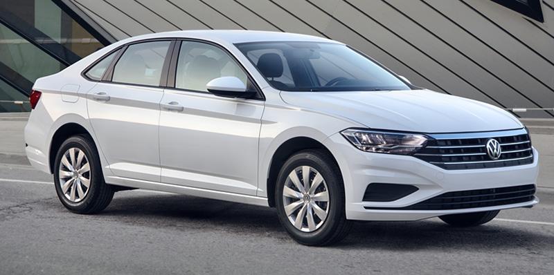 Volkswagen solo fabrica 2,350 unidades de Jetta Startline en México