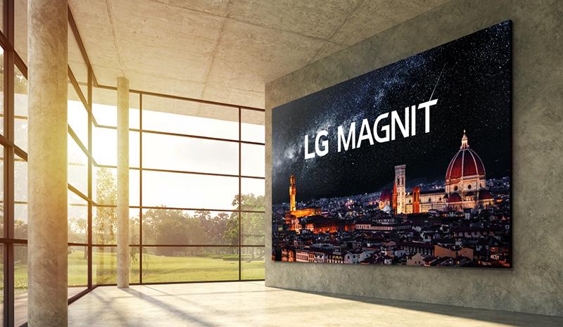LG MAGNIT: la nueva solución de señalización Micro LED