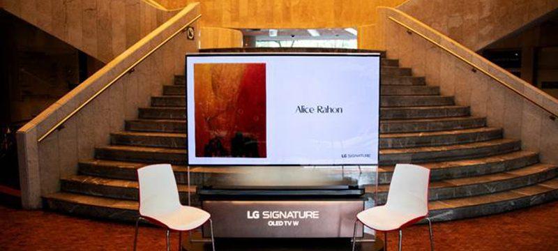 LG SIGNATURE Museo de Arte Moderno