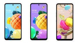 LG renueva la serie K conoce los nuevos: LG K42, LG K52 y LG K62