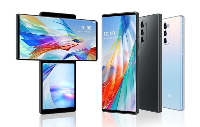 LG presenta su nuevo smartphone: LG Wing con pantalla giratoria