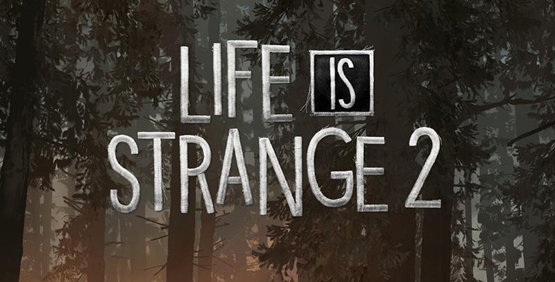 Life is Strange 2 arte logo