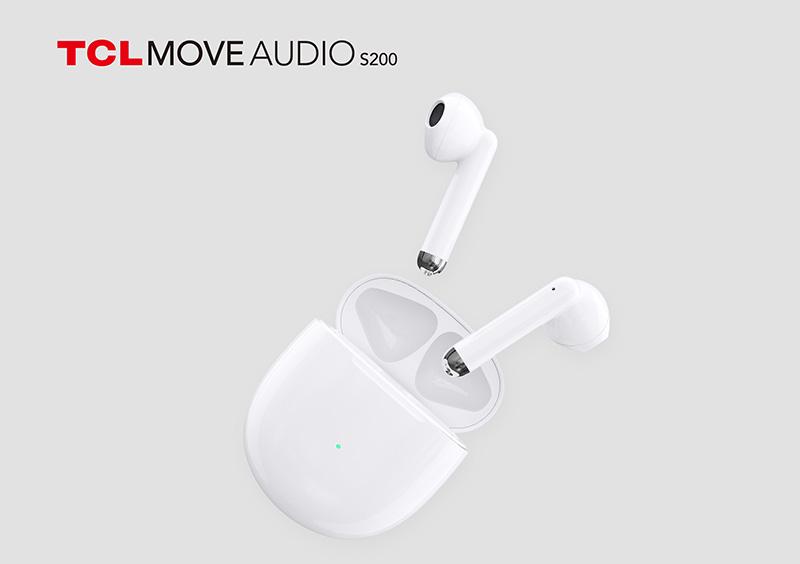 MOVEAUDIO S200 True Wireless blanco