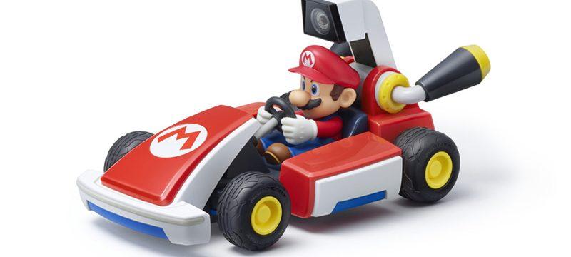 Mario Kart Live Home Circuit Kart Mario