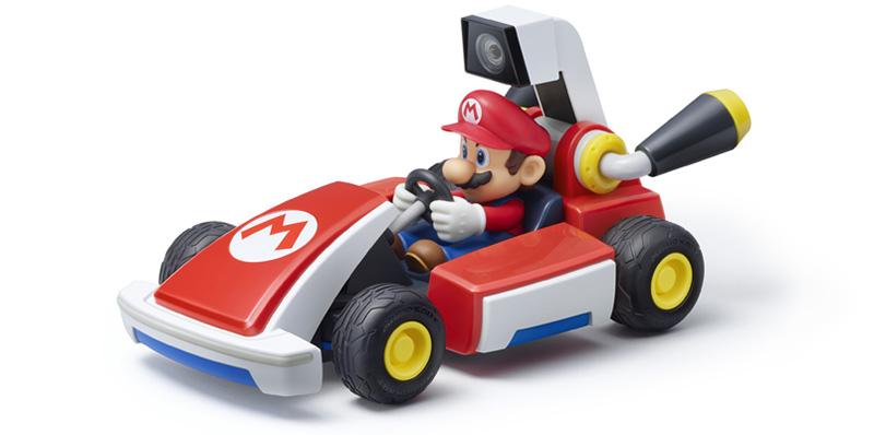 Mario Kart Live: Home Circuit; lleva a Mario y Luigi por toda tu casa