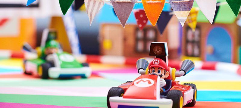 Mario Kart Live Home Circuit Karts
