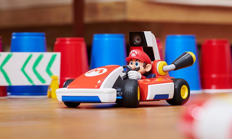Mario Kart Live Home Circuit Mario LF