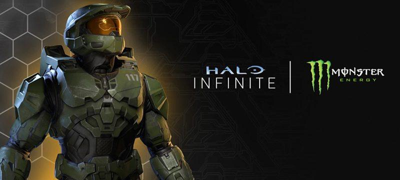 Monster Energy Halo Infinite