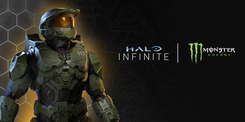Estos son los premios que Monster Energy tiene para Halo Infinite